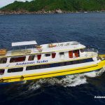 Thailand Diving boat